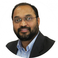 Dr Raj Sripadam