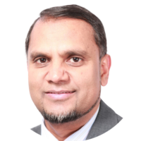 Dr Eliyaz Ahmed