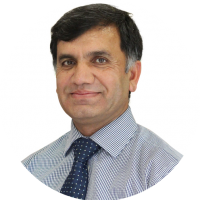 Dr Khizar Hayat