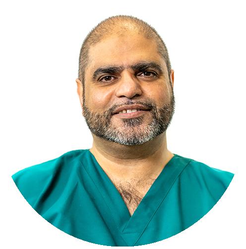 Dr. Zaf Malik