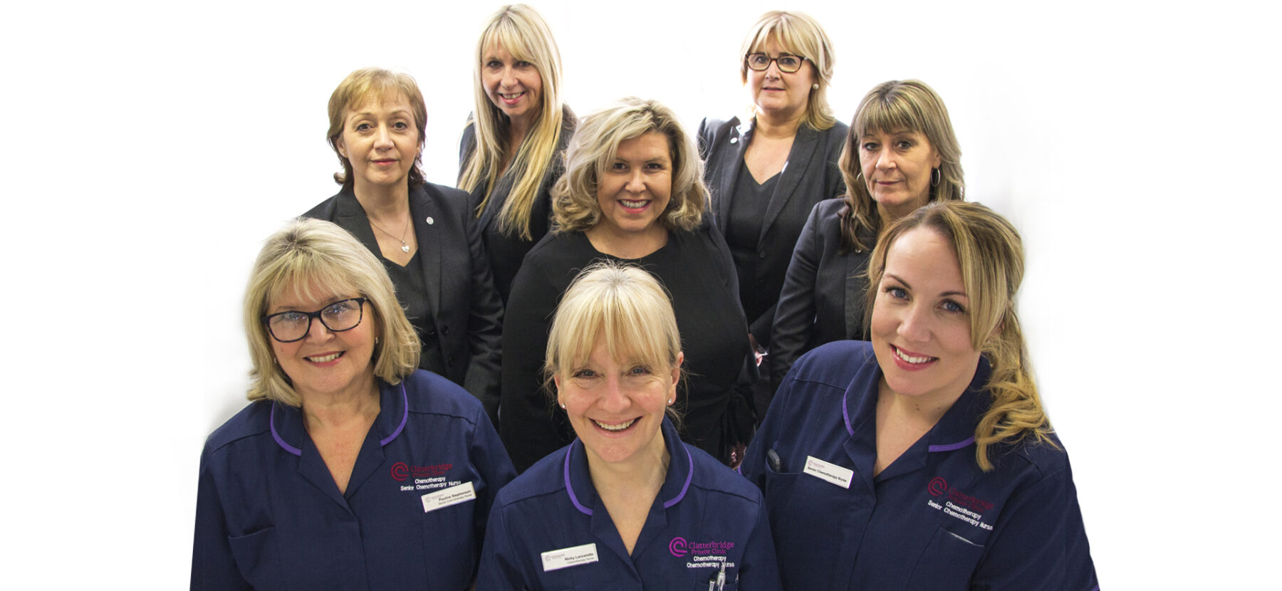 Clatterbridge Private Cancer Clinic Team