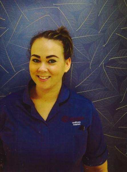 Clare – Healthcare Assistant at Clatterbridge Private Clinic