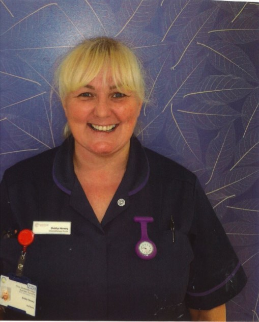 Debbie Henery – Chemotherapy nurse at Clatterbridge Private Clinic